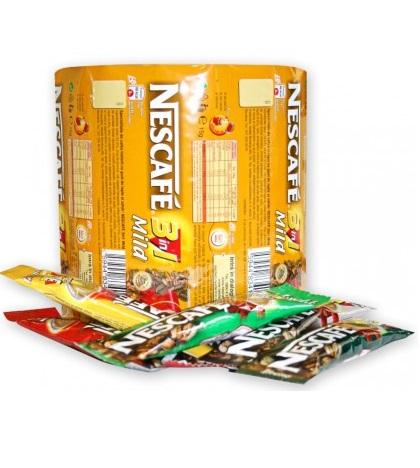 упаковочная пленка для продуктов питания