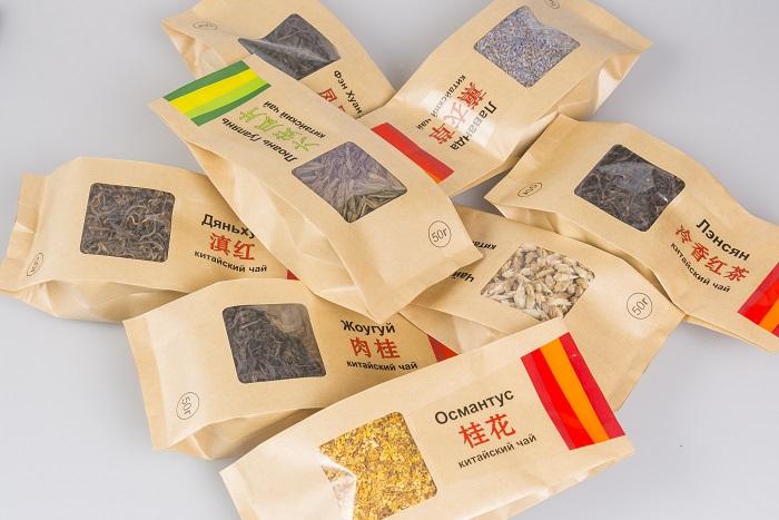 Чай черный майский отборный цейлонский * 100 пакетиков