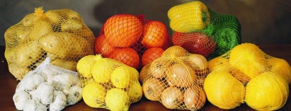 Производство овощных сеток