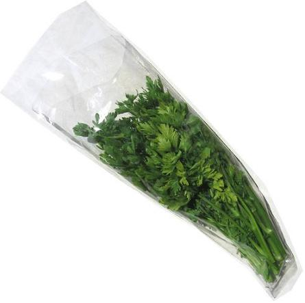 Продажа свежей зелени для ресторанов