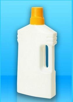 Пластиковый флакон для моющих средств