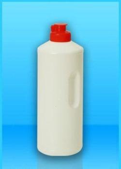 Пластиковый флакон для средств мытья посуды