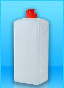 Пластиковый флакон для дезинфецирующих средств