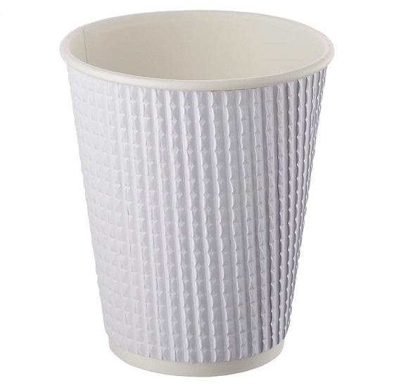 Купить одноразовые бумажные стаканчики с крышкой