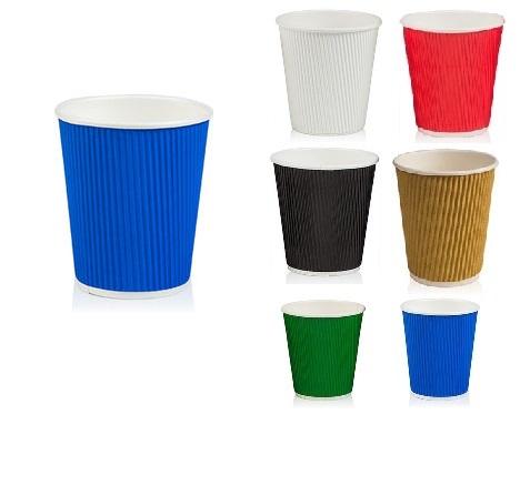 Бумажные стаканы с логотипом от производителя ООО