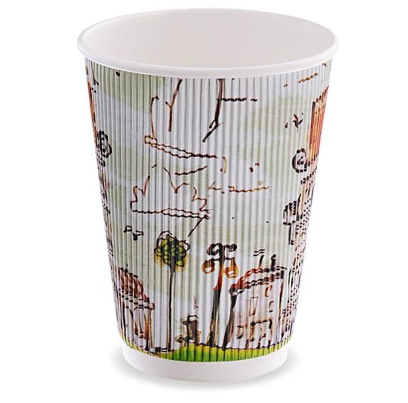 Бумажные стаканы от Бизнеспак